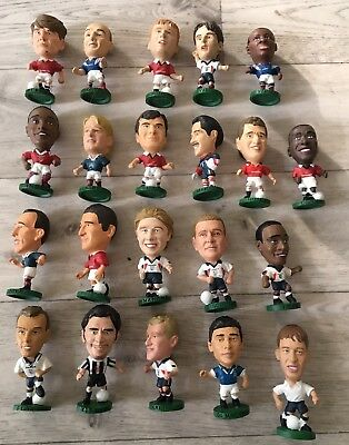 Vintage Job lot Corinthian Collectable Football Figures