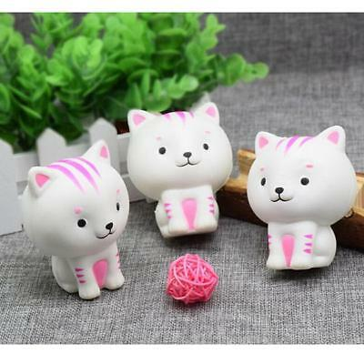 Mini Milk Cat Slow Rising Squishies Scented Charms Kawaii Squishy-Squeeze Toy JA