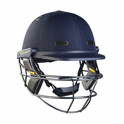 Masuri Cricket Helmet Vision Series Elite Navy RRP £145