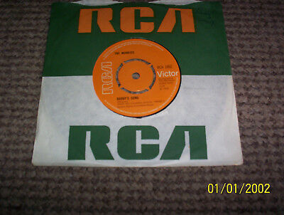 "The  Monkees    (   Daddy's  Song  )    Rare  "" Psych /   Pop  ""  Single"