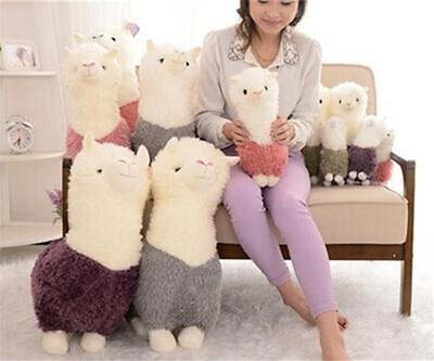 Mini Alpaca Sheep Llama Soft Plush Dolls Stuffed Animal Toy Gift 22-35CM JA