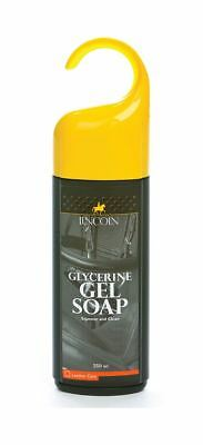 Lincoln Glycerine Gel Soap - Leather Care Tack Cleaning 250ml 3782
