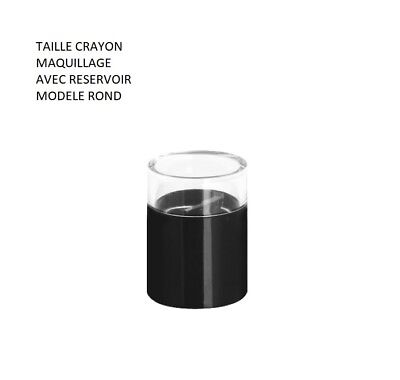 Taille Crayon Maquillages Fashion Make .up Accessoires Rond Avec Reservoir Nf