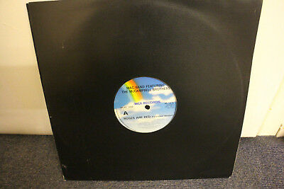 """12"""" Vinyl Single, Mac Band, Ooh! Roses Are Red,  Disco, Exc Cond, Pop"""