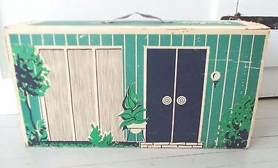Barbie Dream House Vintage 1962 --Empty, No Furniture Included