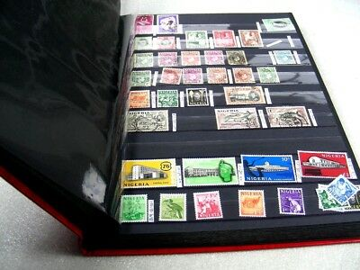 FRENCH AFRICA, AFRICA, Excellent Accumulation of Stamps in a SUPERSAFE Stockbook