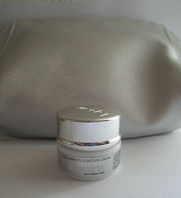 L.p. Cellular Eye Contour Cream + Pochette + Swiss Dry Oil