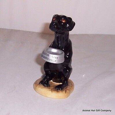 Beswick Bryn Parry Collection Lunchtime Labrador