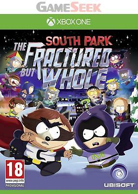 South Park: The Fractured But Whole - Xbox One Brand New Free Delivery