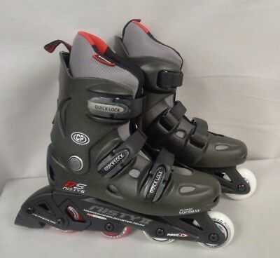 Ladies California Rs Misty Ii Inline Roller Skates Size 38 Uk 5 -          (Cha)