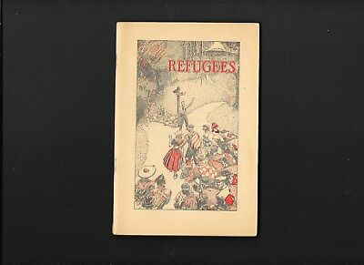 Watchtower: Refugees  –  JF Rutherford  1940 - Booklet 64 p.p.