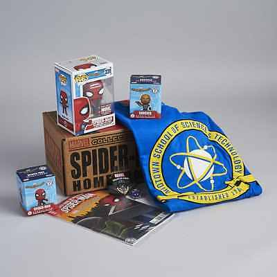 MARVEL Collector Corps Spider-Man Homecoming Funko POP