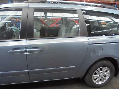Kia Carnival/grand Carnival Left Rear Door Window Vq, 01/06- 06 07 08 09 10 11 1