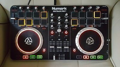 Numark Mixtrack Pro 2 Usb Dj Controller With Usb Cable