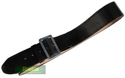 Hungary Hungarian Army Officers Black Leather Belt