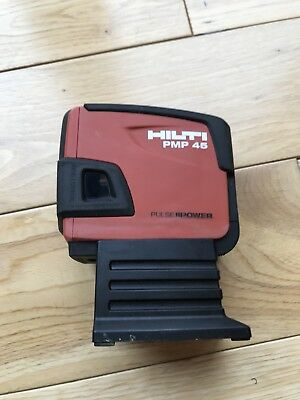 Hilti PMP 45 Multi Directional 5 Point Laser with Case