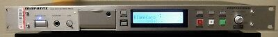 Marantz Pmd570 Solid State Recorder With User Guide +