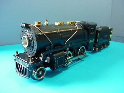Lionel 0 Gauge . 3 Rail Electric. Vintage Loco & Tender. Running Fine. Boxed.