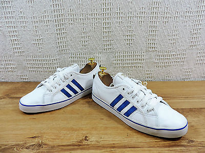 Plan B Ben Drew personal sneakers Adidas White mint worn once UK 10 US 11 E 44