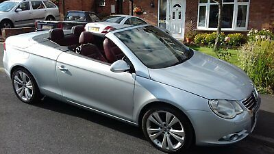 2006 VW EOS 2.0 TDI    re listed due to time waster