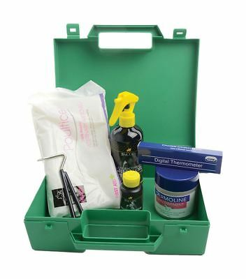Lincoln First Aid Kit Essential Kit for Horses & Ponies 4030