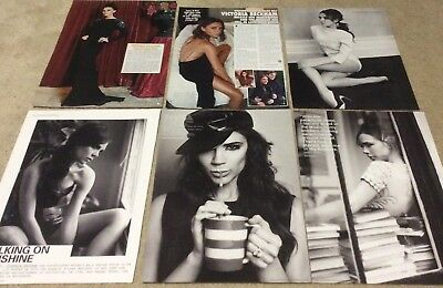 50 Victoria Beckham Clippings