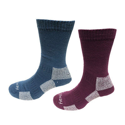 Sprayway Women's Trekking Socks (Twin Pack)