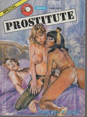 Prostitute Special N. 16