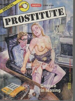 Prostitute Special N. 28
