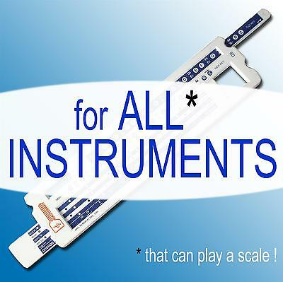 HELP your MUSIC LEARNING: GUITAR, SAX +++ Transpose/Scales/Chords! MasterKey v2