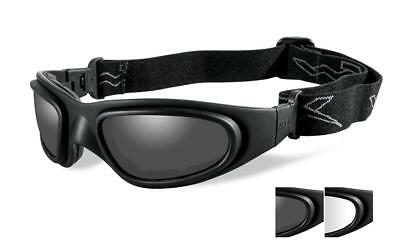Wiley X SG-1 Tactical Goggles with Smoke/Clear lens Free P&P Item number: 71