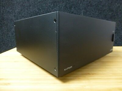 Audiolab M-PWR Power Amplifier in Black - Preowned