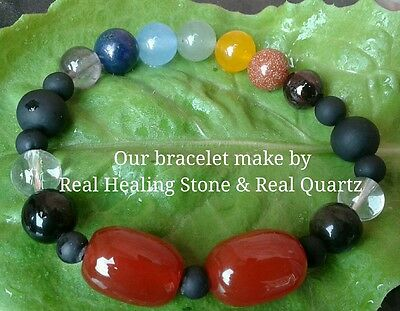 """""""New age"""" Chakra Relki Energy bracelet, hope every New ager  wear it :)"""