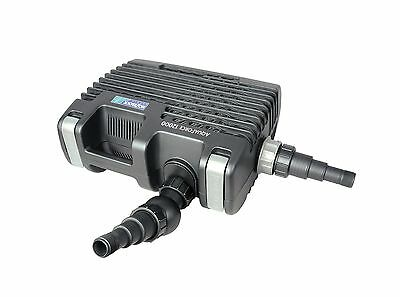 Hozelock Cyprio Aquaforce 8000 LPH Fish Pond Filter Pump