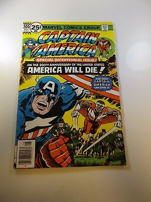 Captain America #200 VG/FN condition Huge auction going on now!