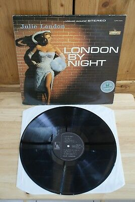 Julie London ‎– London By Night, Jazz LP on Liberty ‎– 2C 068-54577 LST - 7105