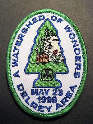 Girl Guides Canada Delrey Area 1998 Watershed Of Wonders