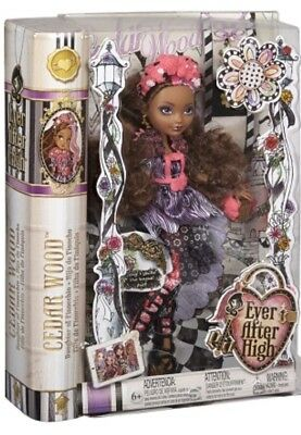Ever After High Dolls Cedar Wood Spring Unsprung BNIB