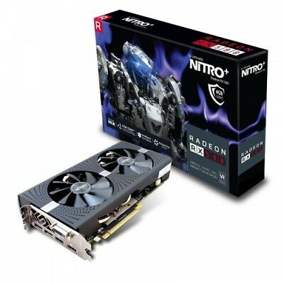 RX580 Sapphire Nitro+ 4GB [BIOS ONLY] 30+ MH/s ETHEREUM MINING!!