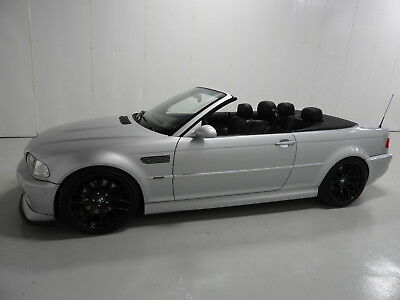 2006 BMW M3 Base Convertible 2-Door 2006 BMW M3 CONVERTIBLE LIKE NEW 35,644K 6-SPEED S54 ENGINE COMPETITION WHEELS