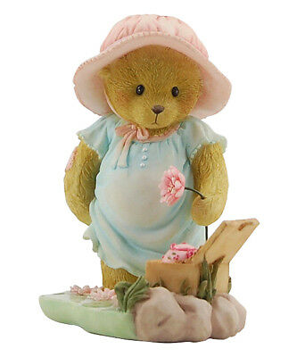 "Cherished Teddies ""evelyn ~ 2013 Membears Only"" #ct1301 Lilies  *  Free Shipping"