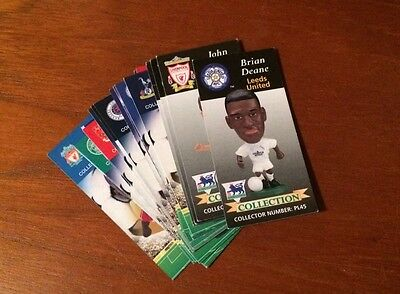 20x Corinthian Headliner / Prostars Collector Cards
