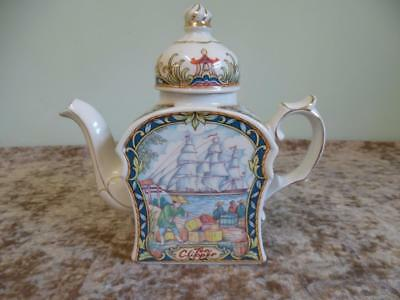 Sadler The World Of Tea 'Tea Clipper' Teapot