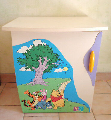 Petit meuble enfant Winnie l'ourson Disney