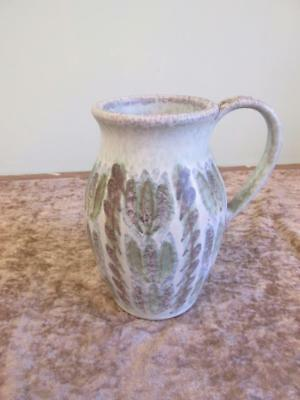 Pretty Glyn Colledge Stoneware DENBY Bourne  Jug