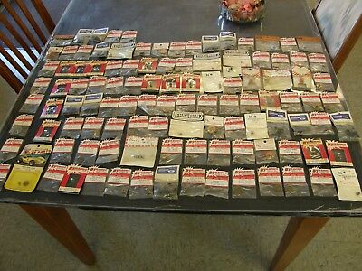 HUGE LOT 1960's SLOT CAR ACCESSORIES #2