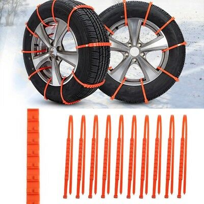 TRACTION WIRES (10pcs)  WINTER 2018 PROTECTION
