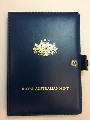 1985 Royal Australian Mint 7 coin proof set original case