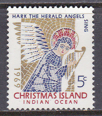 Christmas Islands 1963 Christmas Issue