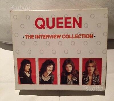 Queen Cofanetto The Interview Collection